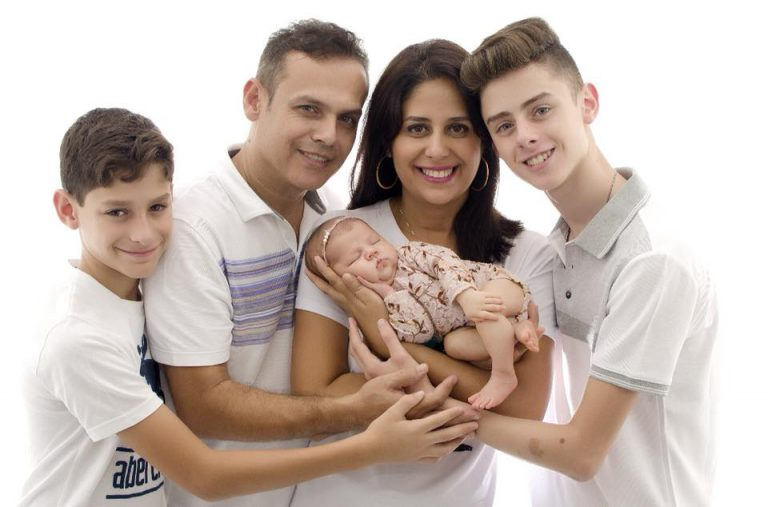 Silvya-Family-with-new-daughter-Clarissa
